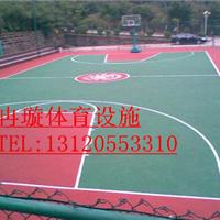 镇江塑胶篮球场地坪施工厂家