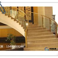 铝合金楼梯扶手 铝合金扶手型材