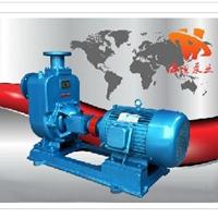 供应不锈钢防爆无堵塞自吸排污泵,ZWPB型