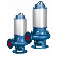 供应不锈钢自动搅匀潜水排污泵JYWQ系列