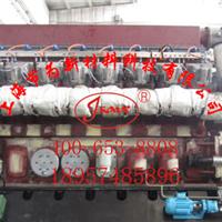 汽油发动机排气管隔热套