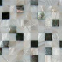 贝壳马赛克、贝壳混搭系列、贝壳纸
