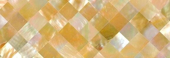 贝壳马赛克、黄碟贝、黄碟装饰板