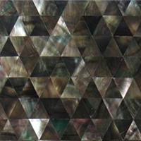 贝壳马赛克、黑碟贝、贝壳装饰板