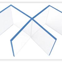 双振现货供应韩国mec防静电pc板提供加工