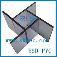 双振现货供应韩国mec防静电pvc板提供加工