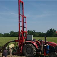供大型拖拉机带反循环钻机  反循环打井机