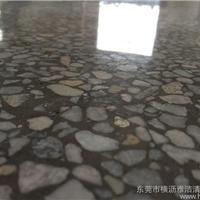东莞横沥水磨石地面翻新 水磨石起灰处理