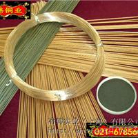 供应铜合金ZHPbD59-1环保铅黄铜 可零售