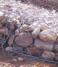 供应煤矿菱形网,石笼网勾花网