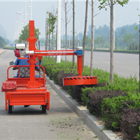 供应广西车载式绿篱修剪机