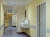 供应医院里用的挂墙板