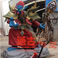 供应魔兽雕塑