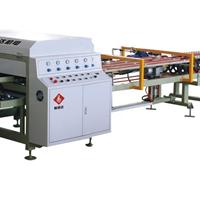 供应全自动干式单刀陶瓷切割磨边生产线