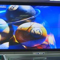 沈阳5.3拼缝液晶拼接屏|46寸超窄边电视墙