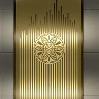 不锈钢电梯腐蚀板