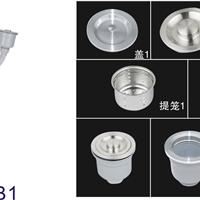 供应广东水槽下水器  洗菜盆下水配件