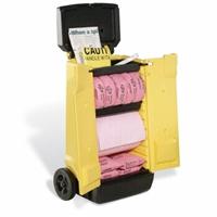 防化学型移动防溢推车套装#KIT344 吸酸套装