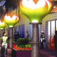 供应龙腾照明各种型号规格景观灯