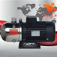 供应多级泵 CHL型卧式轻型不锈钢多级泵
