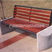 供应珠海户外公园座椅 东莞麻石休闲座椅