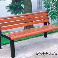 供应厂家靠背现货休闲椅 肇庆景区休闲座椅