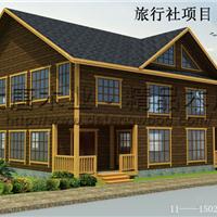 供应木别墅价格、森林木屋、休闲木屋