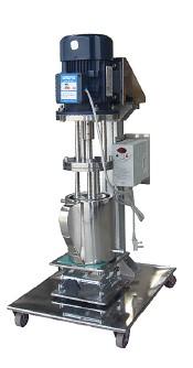 实验室用篮式砂磨机,实验室篮式砂磨机