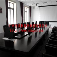 甘肃兰州质量好的桌面自动升降式会议桌