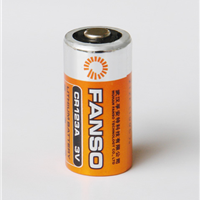 孚安特CR123A数码相机专用3.0v锂电池