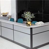 天津办公家具批发 定做天津办公前台老板桌