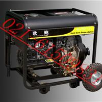 供应250A户外施工应急发电电焊机