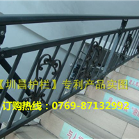 供应圳昌锌钢―楼梯扶手