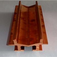滑触线铜排、铝排;口琴管;电机转子铜排