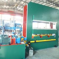 供应青岛鑫城一鸣800吨框式自动硫化机
