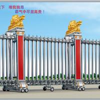 供应常平镇工厂大门专用不锈钢电动伸缩门