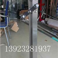 供应商场不锈钢围栏扶手立柱