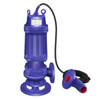 供应50QW20-7-0.75无堵塞排污泵 排污泵型号