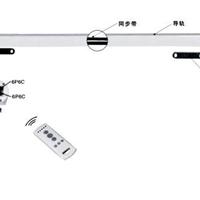 供应厦门大布同电动静音开合帘 静音电机 直轨/弧形轨道