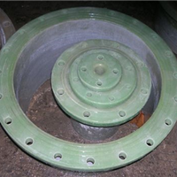 供应玻璃钢法兰盘各规格型号可定制