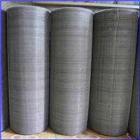供应304不锈钢轧花网