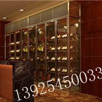酒店不锈钢恒温酒柜量身定制