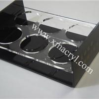 黑色亚克力盒子(放水杯,茶杯等)