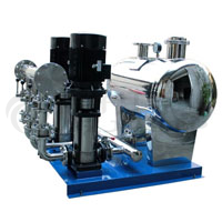 给排水设备型号:XWG型无负压给水设备