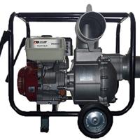 铃鹿6寸便携式汽油混流泵SHL60QP