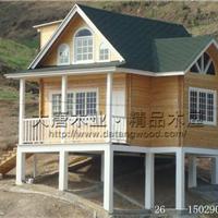 供应度假小木屋、木屋别墅多少钱、休闲木屋