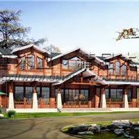 供应森林木屋、水上木屋、木屋设计