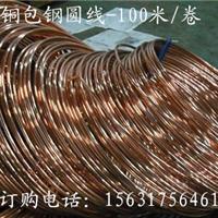 供应承德铜包钢圆线