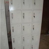 铁皮员工柜生产厂家四门更衣柜定制福田员工