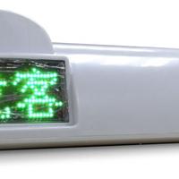 供应出租车车顶led显示屏/出租车顶灯哪里买